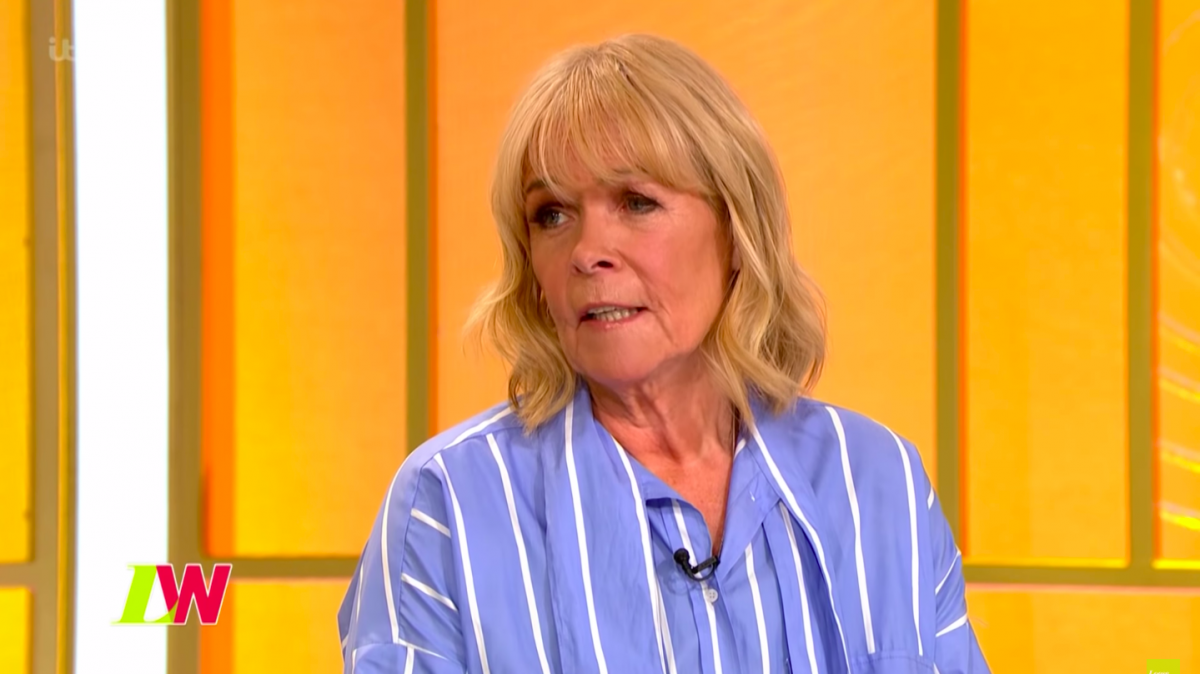 Linda Robson finally breaks her week-long silence after 999 calls
