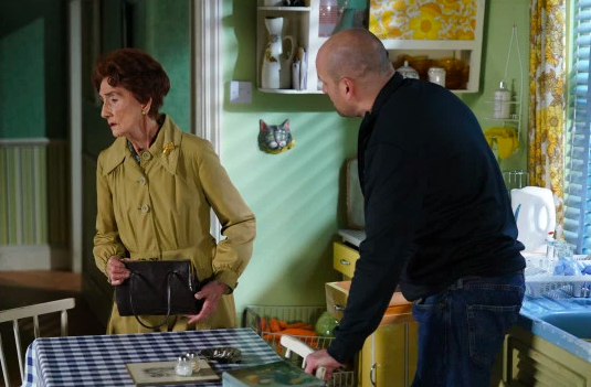 EastEnders Dot Cotton and Dr Legg to be killed by Stuart Highway?