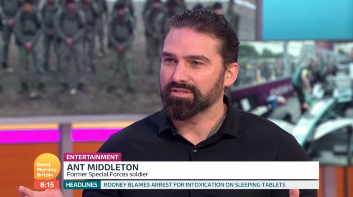 """Calls for national service as SAS Who Dares Wins' Ant Middleton laments """"lost"""" life skills"""