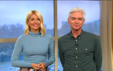 holly willoughby phillip schofield this morning (Credit: ITV)