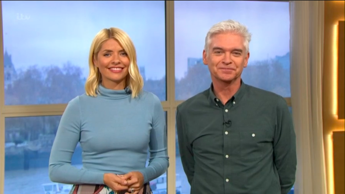 Phillip Schofield's This Morning stand-in revealed as John Barrowman