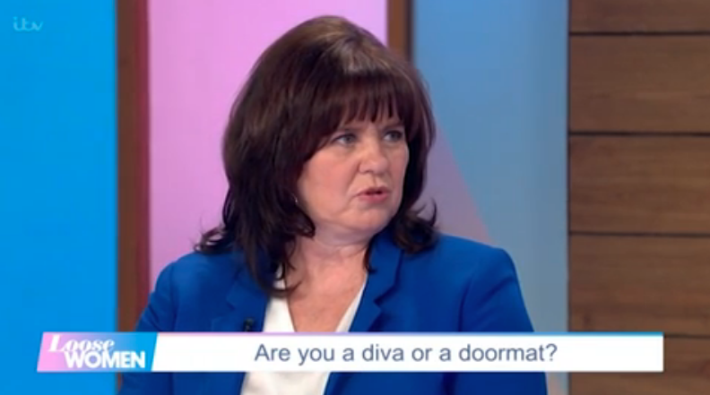 Coleen Nolan sticks the proverbial boot into Gemma Collins over 'diva behaviour'