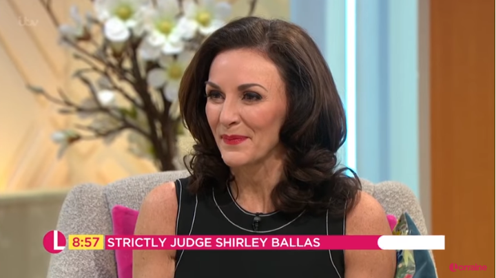 Strictly judge Shirley Ballas reveals she is dating new man