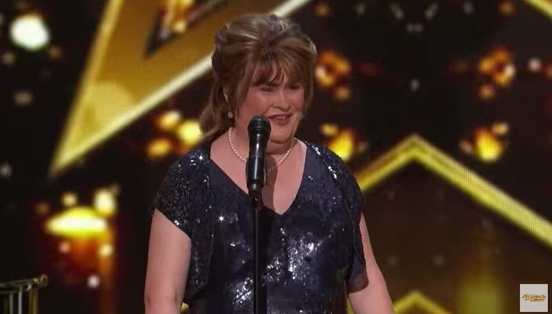 Susan Boyle wows fans after Golden Buzzer triumph on America's Got Talent