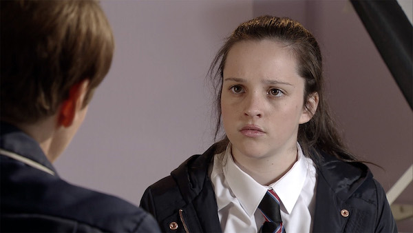 "Corrie viewers lash out at ""stupid"" Amy Barlow teen pregnancy plot"
