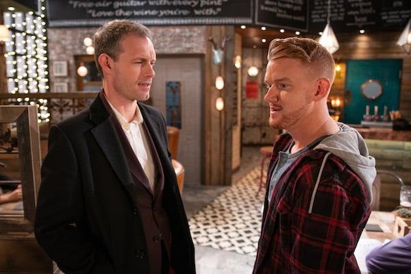 Coronation Street's Gary Windass to kill Nick Tilsley at Christmas?