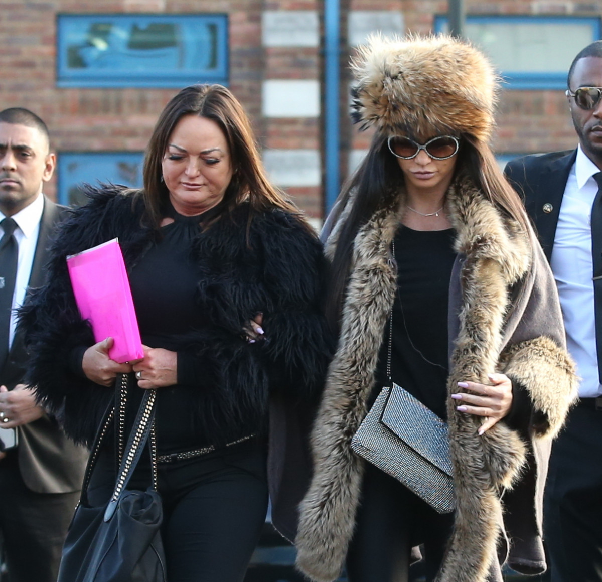 Katie Price pleads guilty to driving while disqualified and without insurance