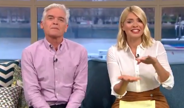 Holly Willoughby's makes truly bizarre statement about sloths on This Morning