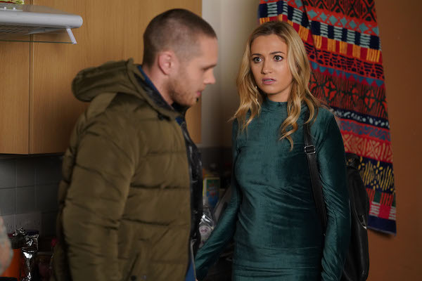 EastEnders SPOILER: Phil sets up Keanu and Louise