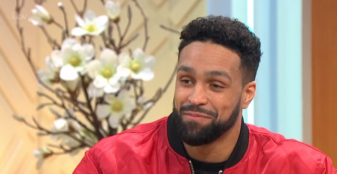 Ashley Banjo Reveals Shock Dancing On Ice Replacement If His Partner Gives Birth Entertainment Daily