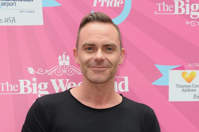 Coronation Street's Daniel Brocklebank hits out at homophobic troll