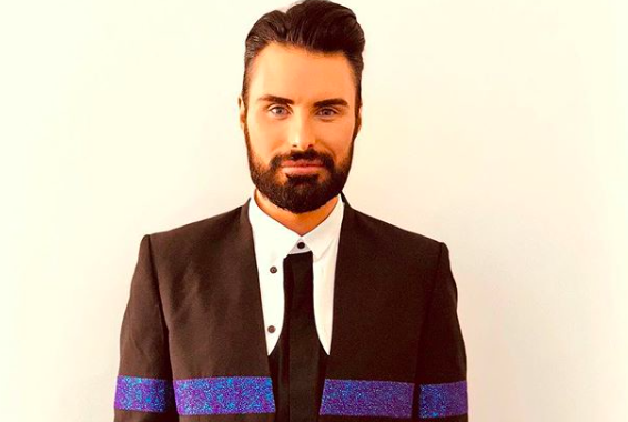 Rylan Clark-Neal slams troll after being subjected to homophobic abuse