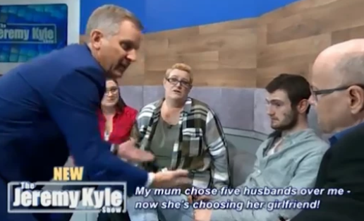 Jeremy Kyle viewers shocked as therapist Graham Steiner bluntly shuts down host