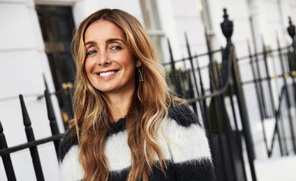 Louise Redknapp rushed to hospital after suffering a horror fall