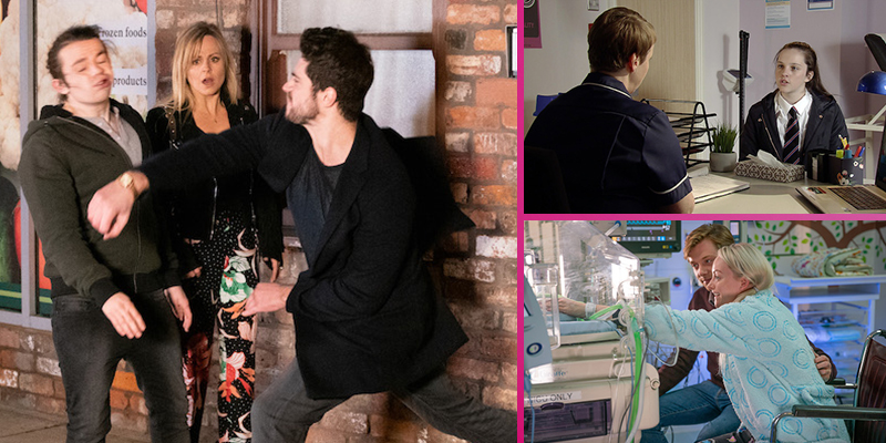 FIRST LOOK: Next week's Coronation Street in 10 pics