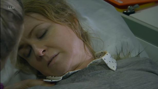 Emmerdale fans call out embarrassing blunders as Vanessa is stabbed