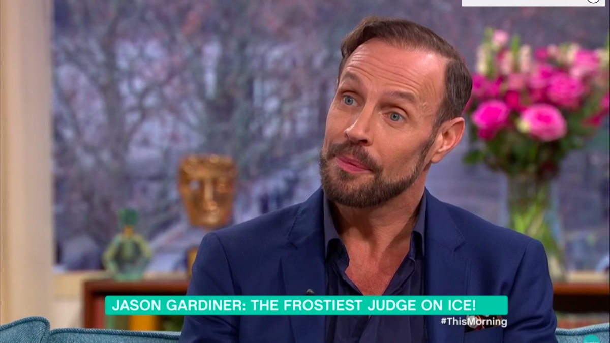 "Dancing On Ice's Jason Gardiner blasts Gemma Collins as ""ignorant"""