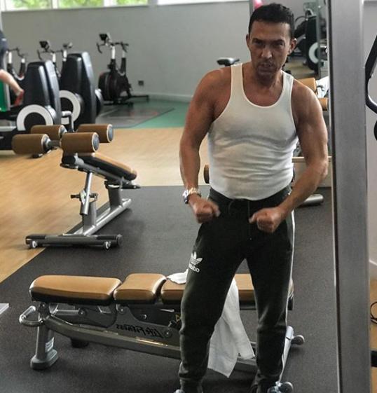 bruno tonioli (Credit: Instagram)