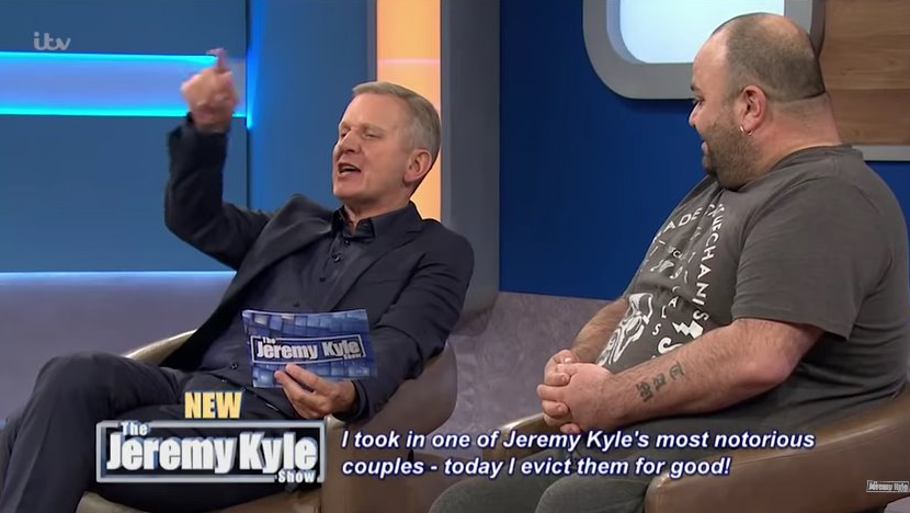 Jeremy Kyle fans shocked by guest sleeping with ex-wife's daughter