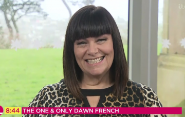 dawn french (Credit; ITV/WENN)