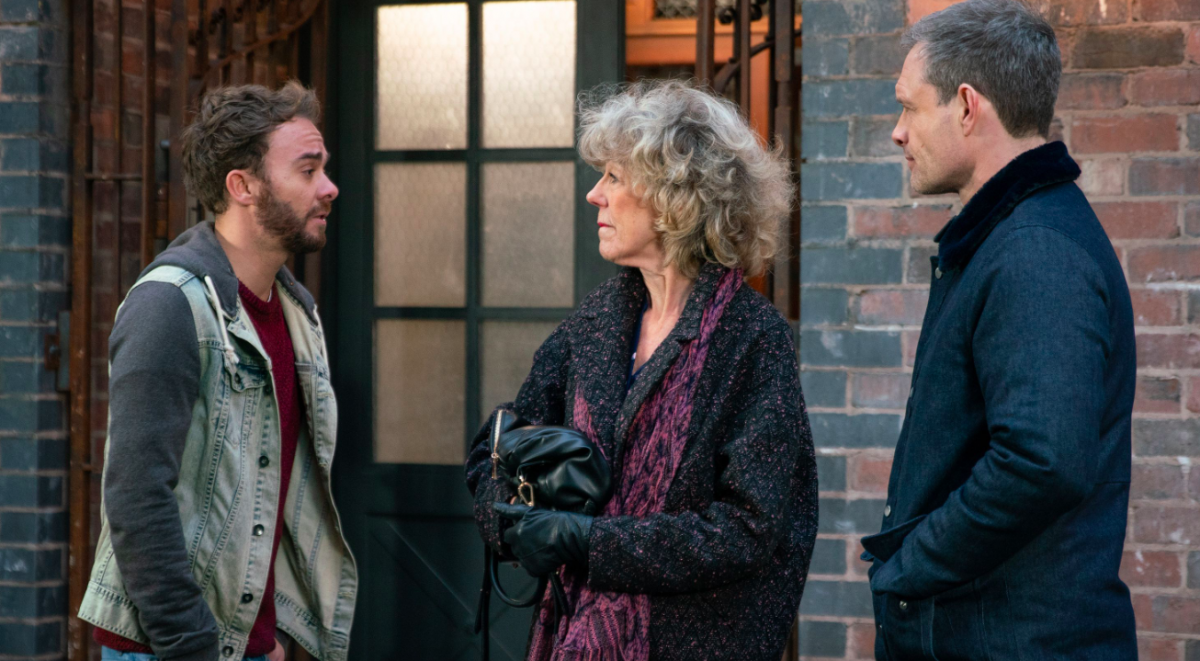 Coronation Street SPOILER: David Platt discovers Nick stole Audrey's money next week