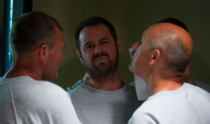 EastEnders fans fear Mick Carter was brutally attacked in prison