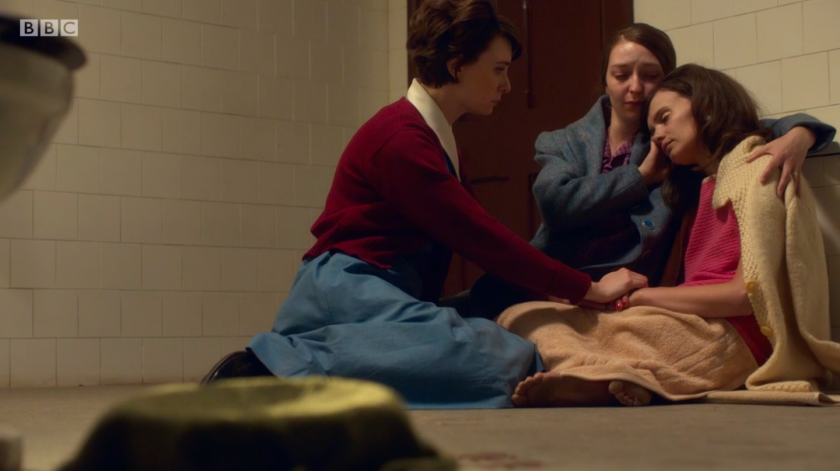 "Call The Midwife viewers left ""heartbroken"" by abortion storyline"