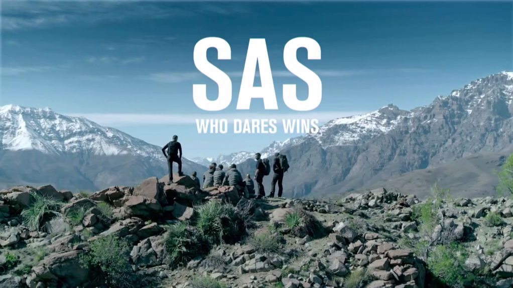 SAS: Who Dares Wins star reveals there's 'definitely space' for a kids' version of the show
