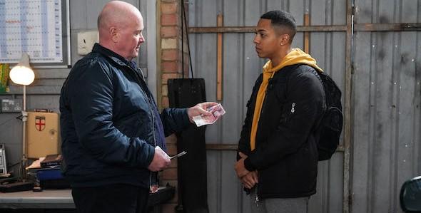 EastEnders SPOILER: Keegan turns to drugs after reminder of Shakil