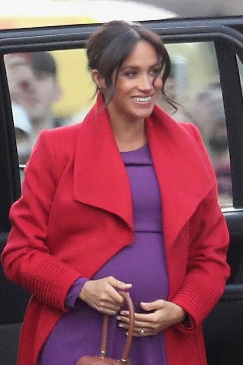 The Duke and Duchess of Sussex visit Birkenhead (Credit: John Rainford/WENN)