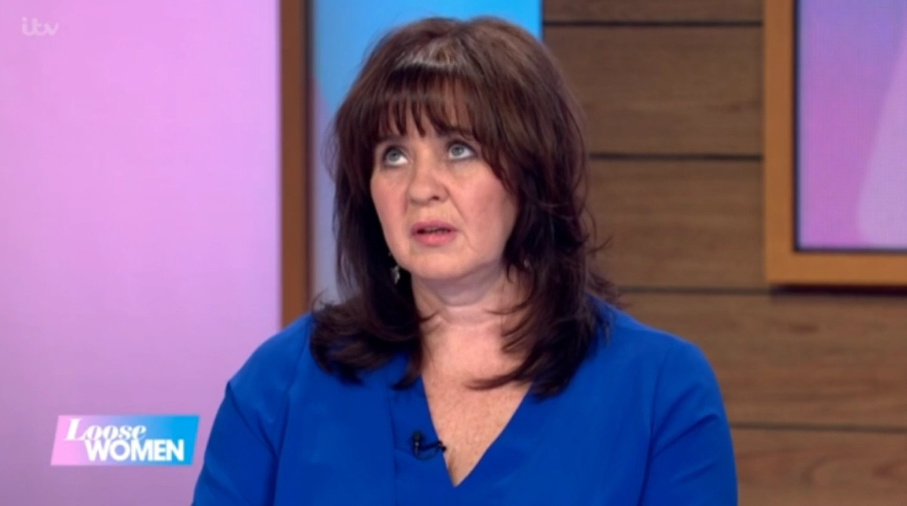 Coleen Nolan reveals struggles after divorce from Ray Fensome
