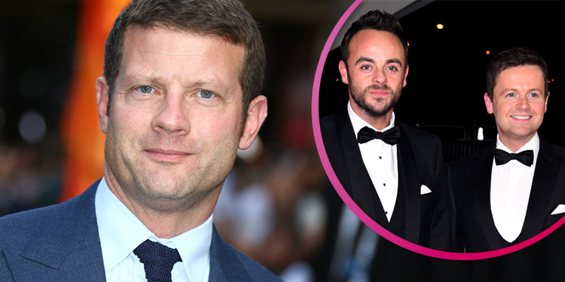 Dermot O'Leary appears to take cheeky swipe at Ant McPartlin and Dec Donnelly