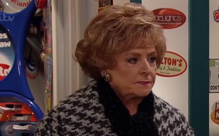 10 Facts about Coronation Street's Barbara Knox - the actress who plays Rita Tanner
