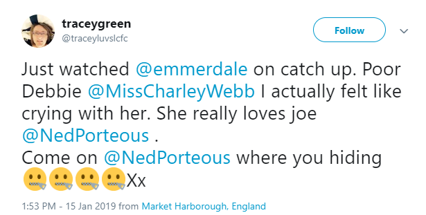 Emmerdale fans blast