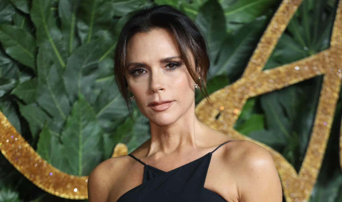 Victoria Beckham's Blood Cream Is the Latest Bizarre Beauty Trend