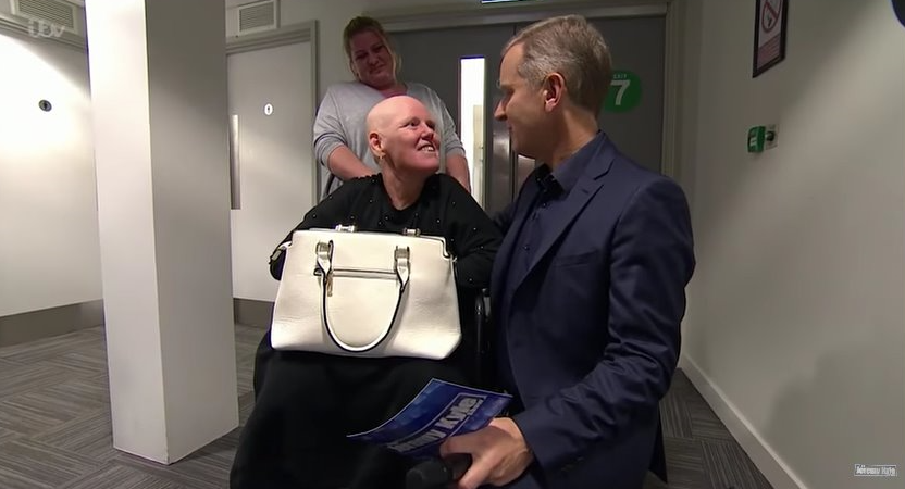 Jeremy Kyle viewers cry as ill fan dies days after getting her dream of being in the audience