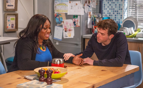 Emmerdale fans GLAD Marlon and Jessie are set to split