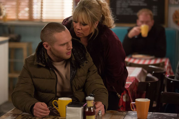 EastEnders' Sharon takes drastic action to get rid of Keanu for good