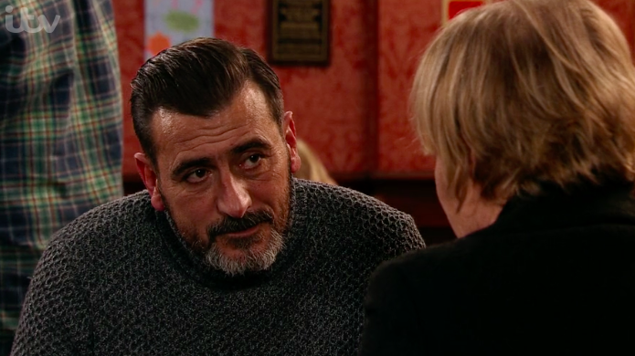 Peter Barlow Sally Webster