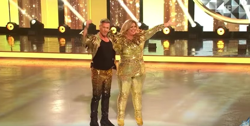 Gemma Collins branded 'lazy and mediocre' by Dancing on Ice's Jason Gardiner