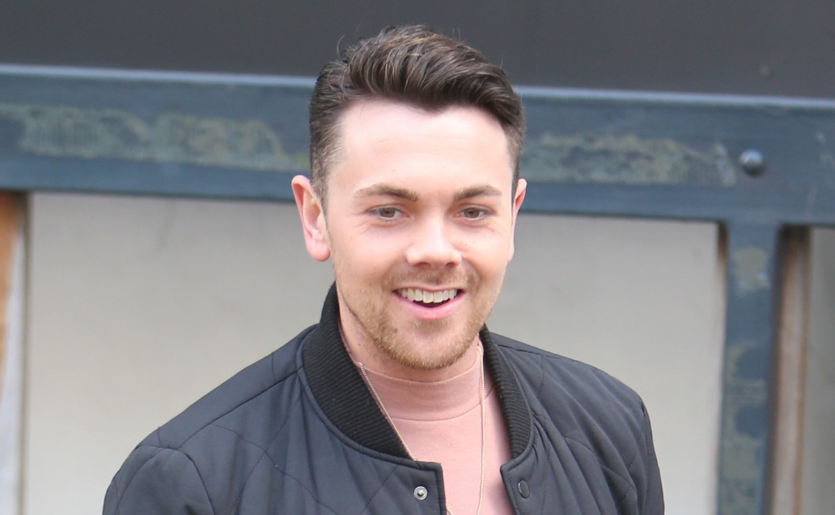"Ray Quinn was ""desperate"" for part in Hollyoaks"