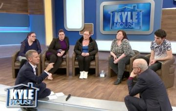 The Jeremy Kyle Show (Credit: ITV Player)