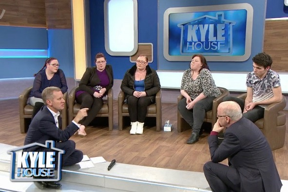 """Jeremy Kyle fans switch off in anger over """"disgraceful"""" King family's return to show"""