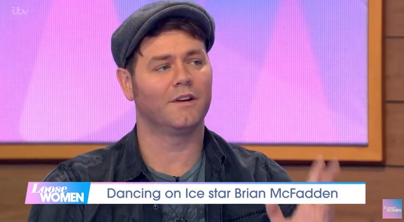 Loose Women forced to apologise for Brian McFadden's rude blunder