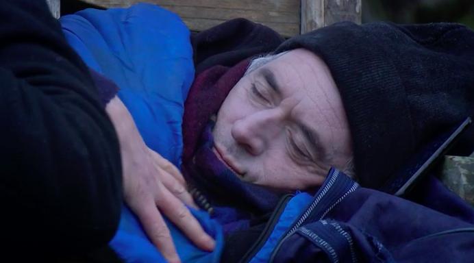 Emmerdale shock death as Bob Hope found frozen on a bench?