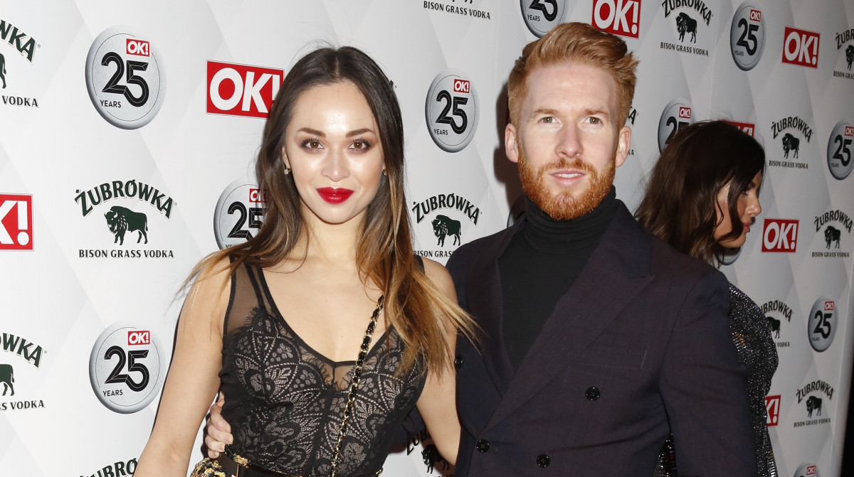 "Strictly stars Katya and Neil Jones insist they're ""over"" Seann Walsh kiss"