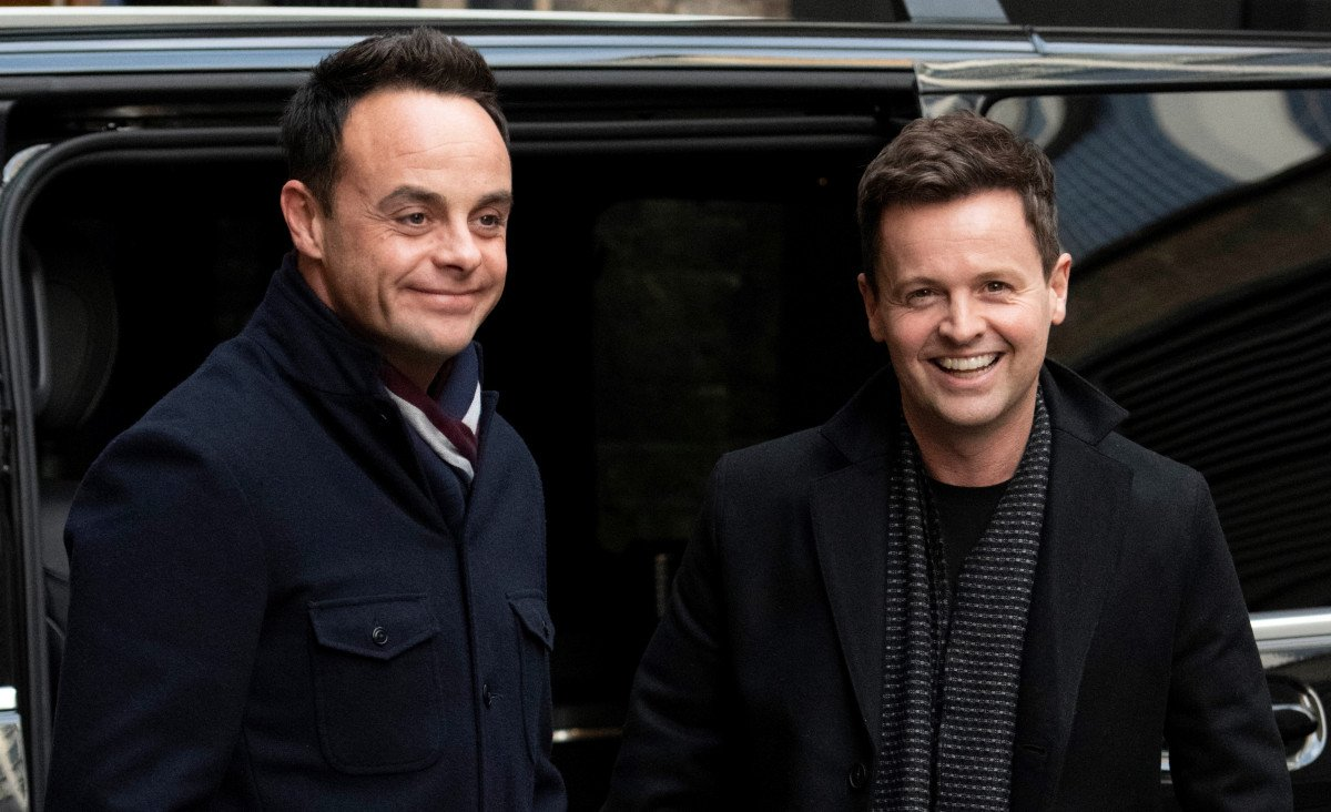 Ant McPartlin reveals rift with Dec Donnelly over his drink-drive conviction