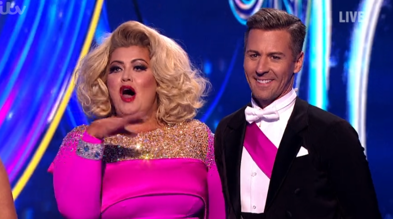 Dancing On Ice ratings 'drop after Gemma Collins' exit'
