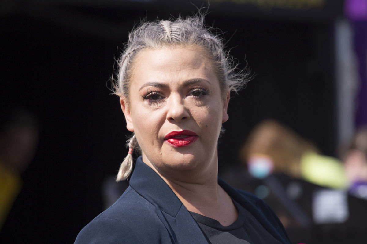 Lisa Armstrong thanks Piers Morgan as he criticises Ant McPartlin's comments about her