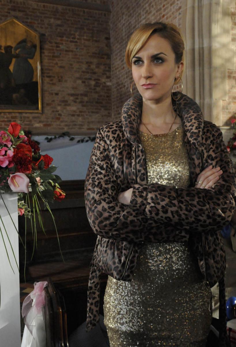Becky McDonald Corrie Credit: ITV/Shutterstock